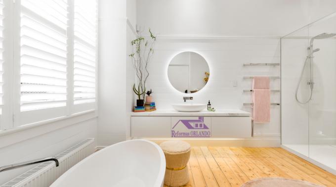 Ideas para reformar tu baño en León