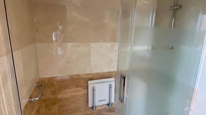 Sustitución de bañera por plato de ducha
