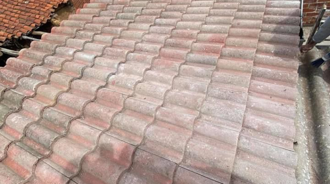 Reparación de tejados en León